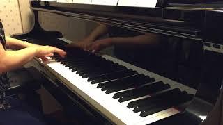 ピアノ演奏「蜃気楼/Kis-My-Ft2」【耳コピ】