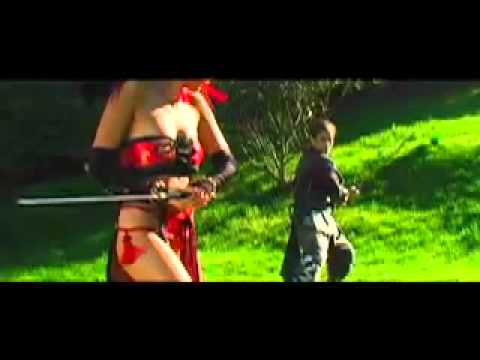 Samurai Spirit (Ninja Girl vs Samurai).mp4