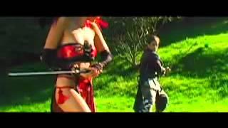 Samurai Spirit (Ninja Girl vs Samurai).mp4