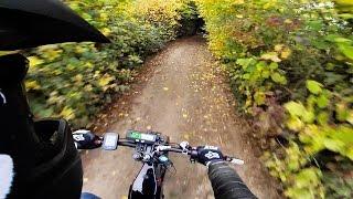 FAST off road E-Bike ride on the green lanes of Essex UK   Enduro EBike
