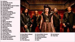 Video Evanescence - Greatest Hits (The Best Songs) download MP3, 3GP, MP4, WEBM, AVI, FLV November 2017