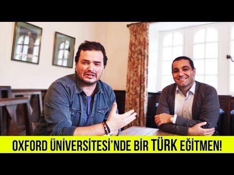 Oxford Üniversitesi'ndeki Türk öğretim görevlisi Emre Eren Korkmaz - İngiltere'de Üniversite Okumak