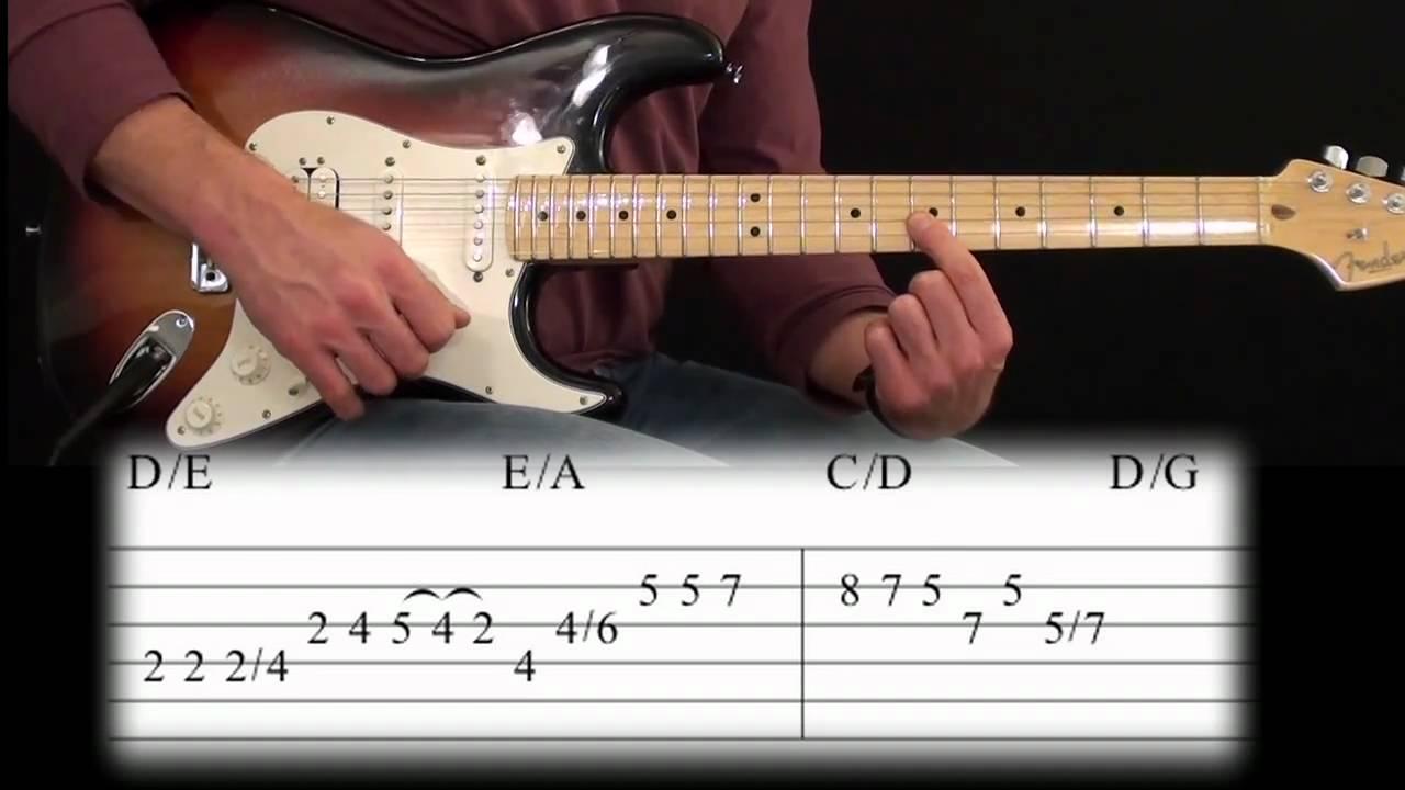 Steely dan pretzel logic guitar lesson licks 3 and 4 youtube steely dan pretzel logic guitar lesson licks 3 and 4 hexwebz Images
