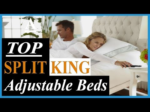 Best Split King Adjustable Beds-Reviewing the beds and features!
