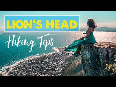 LION'S HEAD - 5 HIKING TIPS | Cape Town, South Africa