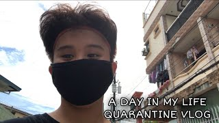 A DAY IN MY LIFE | QUARANTINE VLOG
