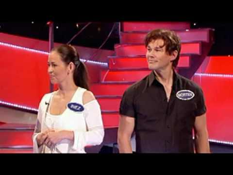 Morten Harket and Inez Anderson in All Star Mr & Mrs [2/3]