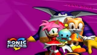 "Sonic Heroes - ""Follow Me ( Theme of Team Rose)""  *Sega Genesis Remix*"