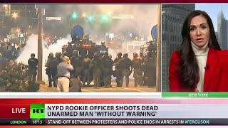 American Epidemic? NYPD cop shoots dead unarmed man