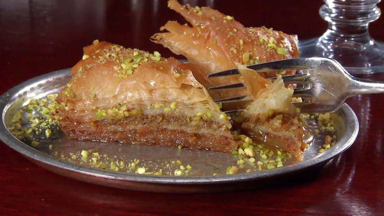 Anatolian Kitchen: Check, Please! Bay Area Review - YouTube