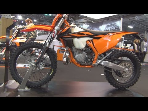 KTM 250 EXC TPI (2019) Exterior and Interior