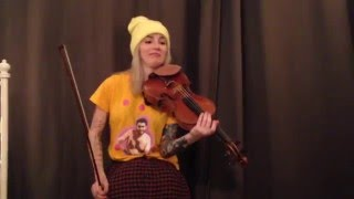 violin cover gone sexxxual of h3h3productions theme song