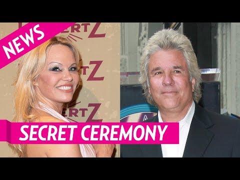 Pamela Anderson Marries in Secret Ceremony