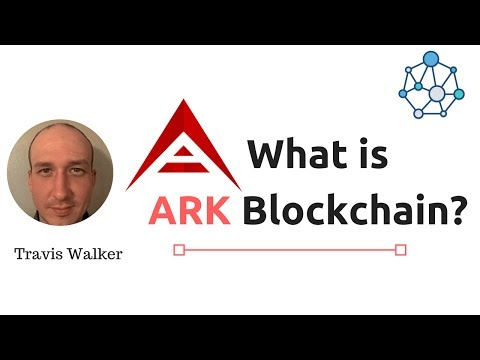 What is ARK Blockchain?  Clone-able blockchains