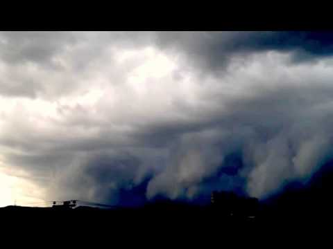 Llegada del Huracán Odile a San José del Cabo, Baja California Sur
