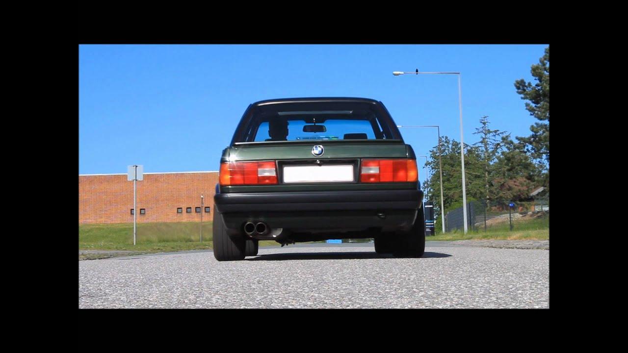 Bmw E30 325i Scorpion Exhaust Full Hd Youtube