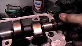 Замена головки блока цилиндров ВАЗ 21083 (ГБЦ). - YouTube