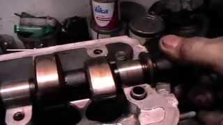 ваз 21083 ремонт гбц ( неожиданный для владельца)
