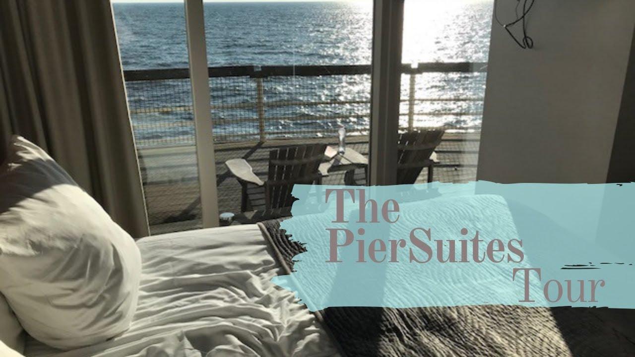 De Pier Suites tour