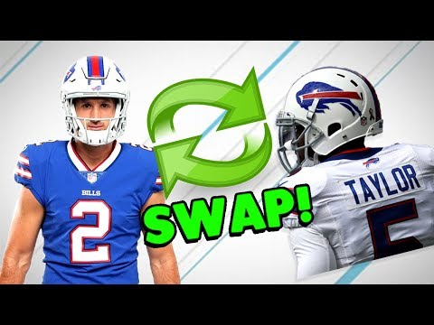Nathan Peterman TIME! | Tyrod Taylor BENCHED | Buffalo Bills News and Discussion