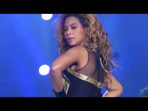 Beyonce live montpellier arena  park & suite crazy in love