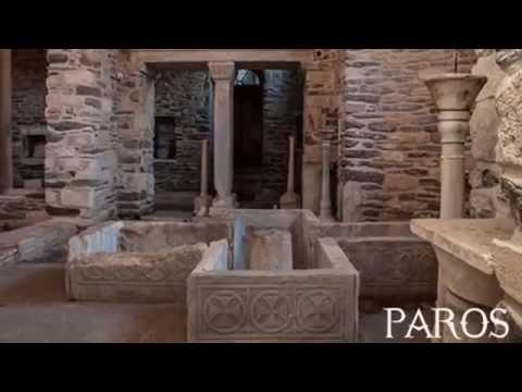 Paros Island -Greece