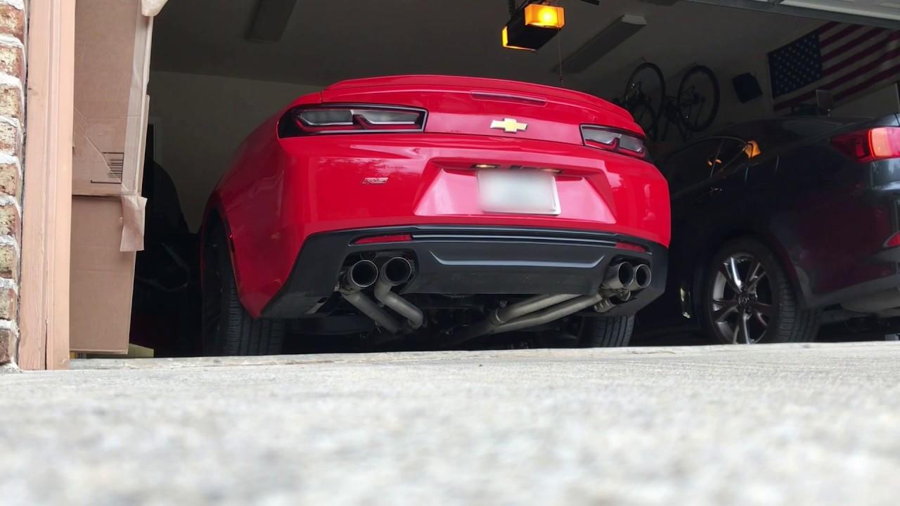 2016 Camaro Npp Ler Delete V6 Rs