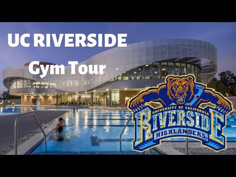 UC Riverside Gym Tour Part 1