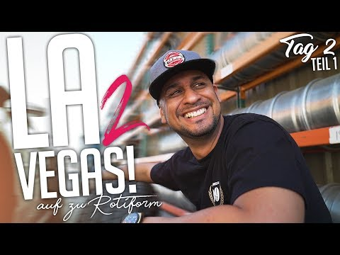 JP Performance - Los Angeles to Vegas!   Rotiform   Tag 2   Teil 1