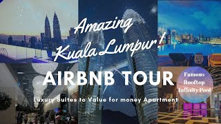 Gambar cover The Best Airbnb Kuala Lumpur | The Platinum Luxury Suites | D' Majestic Place