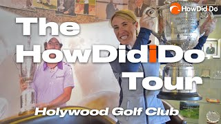 Take A Look Inside RORY MCILROY'S Home Club | HowDidiDo Tour - Holywood Golf Club Vlog