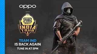 OPPO X PUBG MOBILE India Tour - Group D | Round 1 Day 7