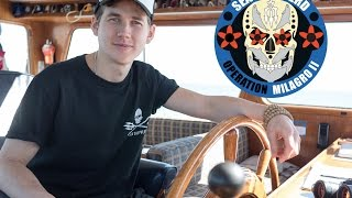 Gregg Lowe on Sea Shepherd's Operation Milagro