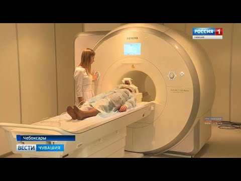 В Республиканской клинической больнице появился новый томограф для ранней диагностики заболеваний