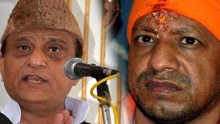 Adityanath slam Azam Khan for UN comment