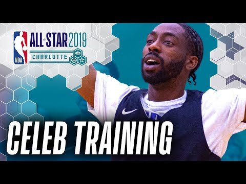 Famous Los - How to Train an NBA Celebrity Game MVP