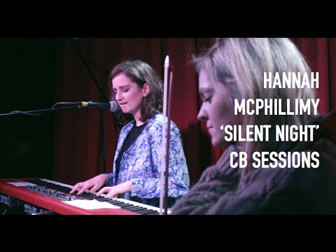 Hannah McPhillimy - Silent Night/Love Actually | CB Sessions
