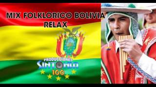 MIX BOLIVIA - RELAX DJ SINTONIA100