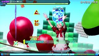 Clover♧Club - Hatsune Miku Project DIVA Future Tone (Perfect) (PS4)