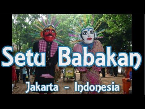 Wisata Indonesia : Setu Babakan. Kenal lebih dalam budaya asli Jakarta di kampung Betawi. Jakarta 08