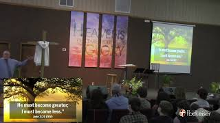 "FBC Keiser  -  January 17, 2021  -  ""Luke 19:1-10: He Made a Change"""