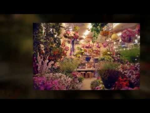 Interior Design Flower Shop - Design The Perfect Store - YouTube
