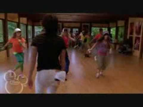 "Camp Rock: ""Start The Party"" FULL MOVIE SCENE (HQ)"