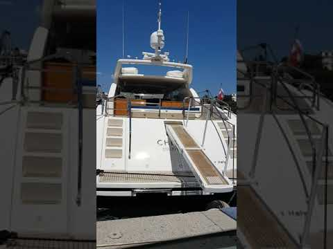 Superyacht/ Motor yachts Antibes France