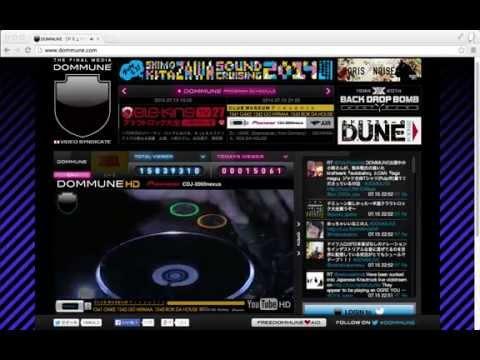 OAKE DJ Dommune 2014 07 15