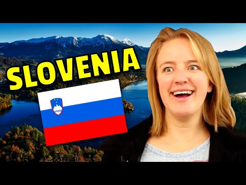 Foreigner REACTS to Slovenian Life | Slovenia is Amazing!
