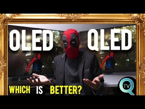 OLED Vs QLED - With A Gaming PC - Which One Is Better?