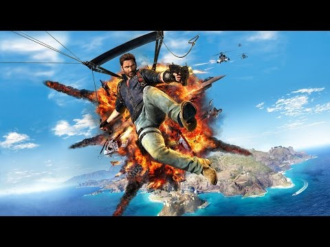 JUST CAUSE 3 - Story trailer
