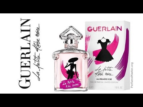Edp Guerlain Noire Robe La Petite 2016 Perfume AjLcRq534