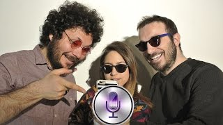 Türkçe Siri ve Komik Cevapları / Diyalogları